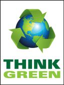 - Safety Posters: Think Green