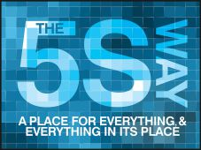 - SS Motivational Poster: The 5S Way - A Place For Everything & Everything In Its Place