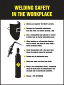 - Safety Posters: Welding Safety In The Workplace