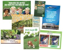 - Custom Safety Posters