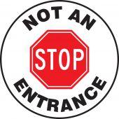 - PAVEMENT PRINT SIGNS