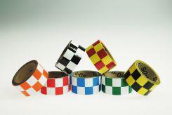 - Marking Tape: Checkerboard Pattern