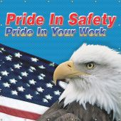 - ONE-WAY™ Printed Welding Screens: Pride In Safety Pride In Your Work