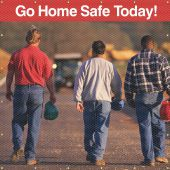 - ONE-WAY™ Printed Welding Screens: Go Home Safe Today!