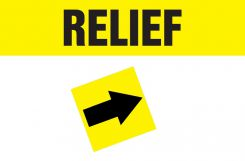 - Duct Marker: Relief