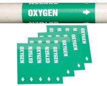 - Medical Gas Pipe Marker: Medical Vacuum