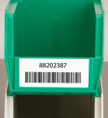 - Custom Storage & Shelf Bin Labels