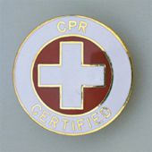 - Safety Recognition Badge: CPR Certified