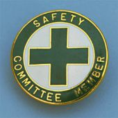 - Safety Recognition Badge: Safety Committee Member