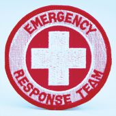 - Safety Recognition Patch: Emergency Response Team