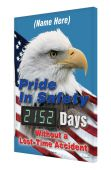 - Semi-Custom Digi-Day® 3 Electronic Scoreboards: Pride In Safety - _Days Without A Lost Time Accident