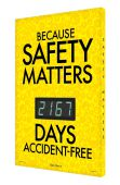 - Digi-Day® 3 Electronic Safety Scoreboards: Because Safety Matters
