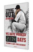 - Digi-Day® 3 Electronic Safety Scoreboards: Strike Out Accidents