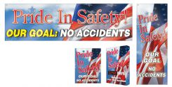- Safety Awareness Kits: Pride In Safety Our Goal No Accidents