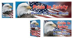 - Safety Awareness Kits: Pride In Safety Pride In Your Work