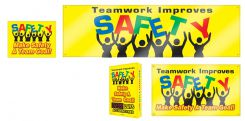 - Safety Campaign Kits: Teamwork Improves Safety
