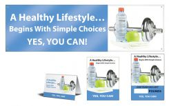 - WorkHealthy™ Motivational Sets: A Healthy Lifestyle Begins With Simple Choices