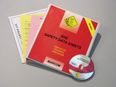 - DVD Training Program - GHS Safety Data Sheets