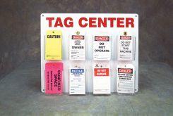 - Tag Center Board