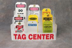 - TAG CENTER STAND