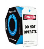- OSHA Danger Tags By-The-Roll: Do Not Operate