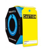 - OSHA Caution Tags By-The-Roll: Blank