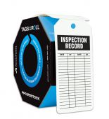 - Safety Tags By-The-Roll: Inspection Record