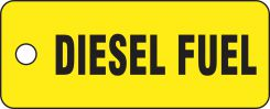 - Safety Tag: Diesel Fuel