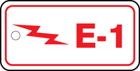- Energy Source Identification Standard Tag: Electric