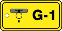 - Energy Source Identification Standard Tag: Gas