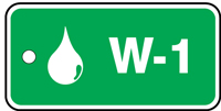 - Energy Source Identification Standard Tag: Water