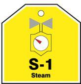 - Energy Source Identification ShapeID Tag: Steam