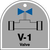 - Energy Source Identification ShapeID Tag: Valve