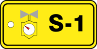 - Energy Source Identification Standard Tag: Steam
