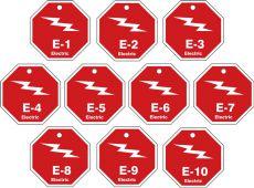 - Energy Source ShapeID Tags: E-_ Electric Series Package