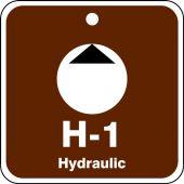 - Energy Source ShapeID Tag: H-_ Hydraulic