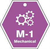 - Energy Source ShapeID Tag: M-_ Mechanical