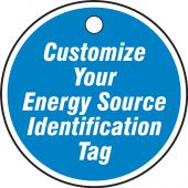 - Energy Source ID Tags: Custom Energy Source Identification Tags