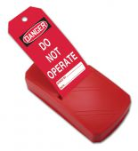 - OSHA Danger QuickTags™: Do Not Operate (Red)