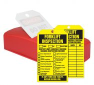 - QuickTags™: Forklift Inspection