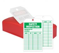 - QuickTags™: Safety Inspection