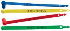 - CUSTOM PLASTIC LOOP SEALS