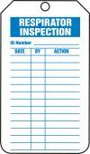- Mini Record Tags: Respirator Inspection