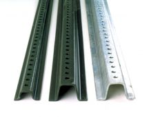 - Heavy Duty Steel U-Channel Posts