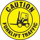 - LED Sign Projector Lens Only: Caution - Forklift Traffic
