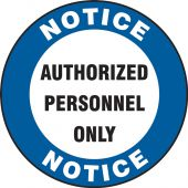 - LED Sign Projector Lens Only: Notice - Authorized Personnel Only