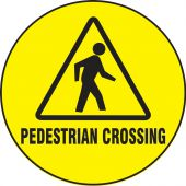 - LED Sign Projector Lens Only: Pedestrian Crossing