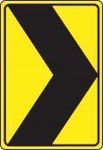 - Direction Sign: Chevron Alignment
