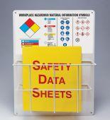 - WHMIS Aluminum Basket Center Board: Safety Data Sheets (2015)