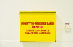 - SDS Storage Cabinet: Right-To-Understand-Center